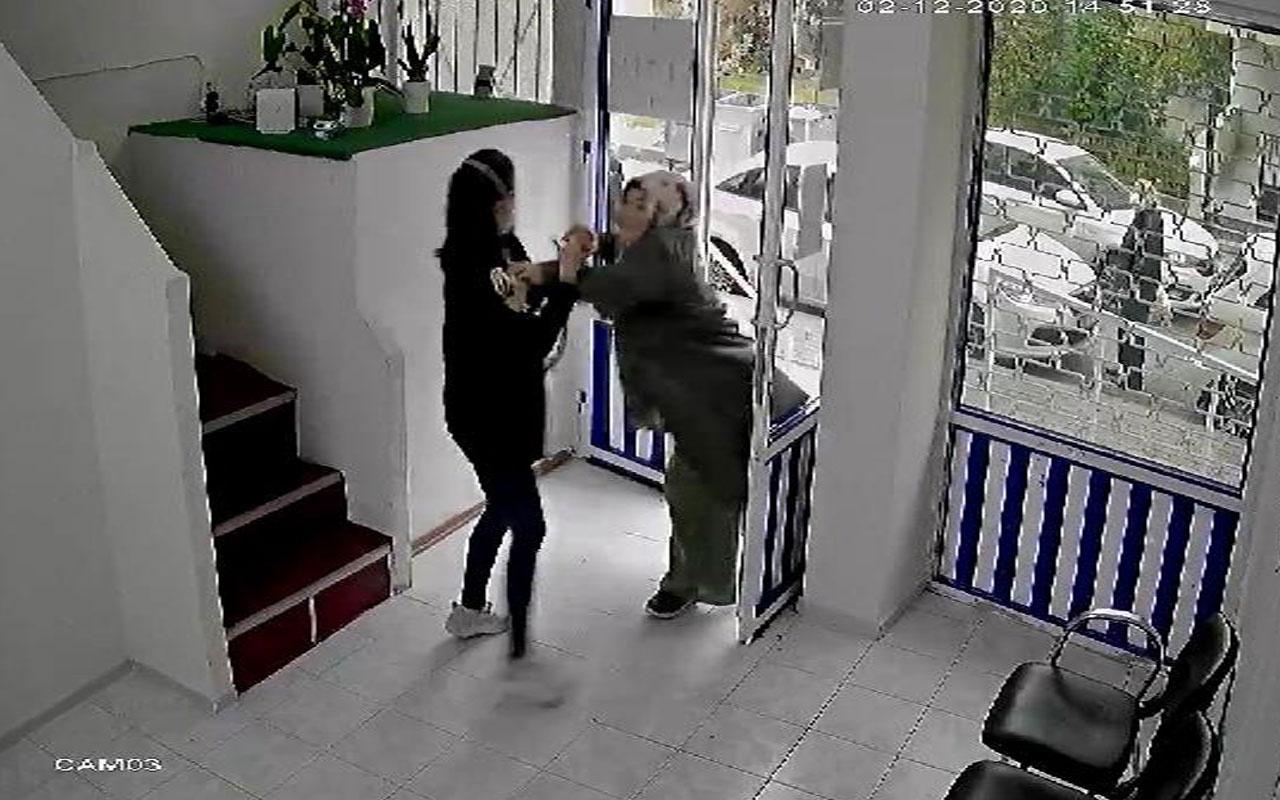 Avcılar'daki dehşet! Aile sağlık merkezinde doktora hakaret edip saldıran kadın yakalandı
