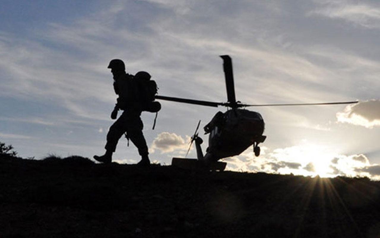 Milli Savunma Bakanlığı: 5 PKK/YPG'li terörist etkisiz hale getirildi