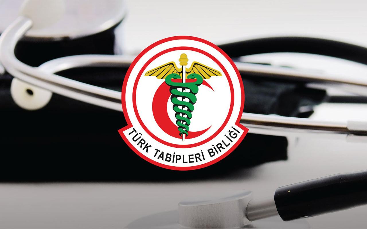 Türk Tabipleri Birliği'nden HDP'li Gergerlioğlu'na destek