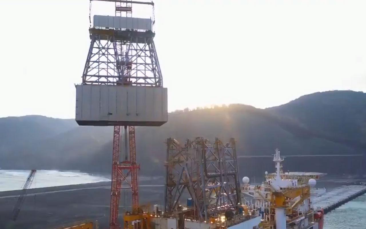 Enerji ve Tabii Kaynaklar Bakanı Fatih Dönmez: Kanuni sondaj gemisi için geri sayım başladı