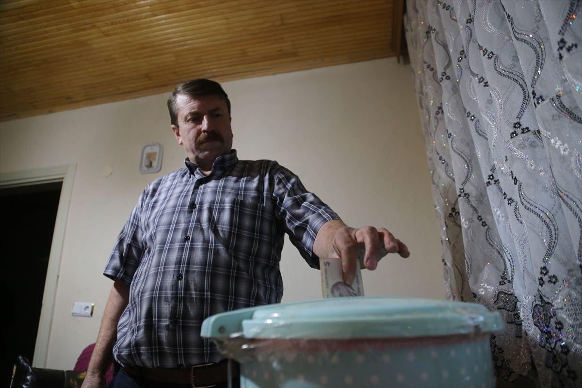 Ordu'da sigarayı bıraktı 3 yılda bakın ne kadar biriktirdi: İki evim olurdu