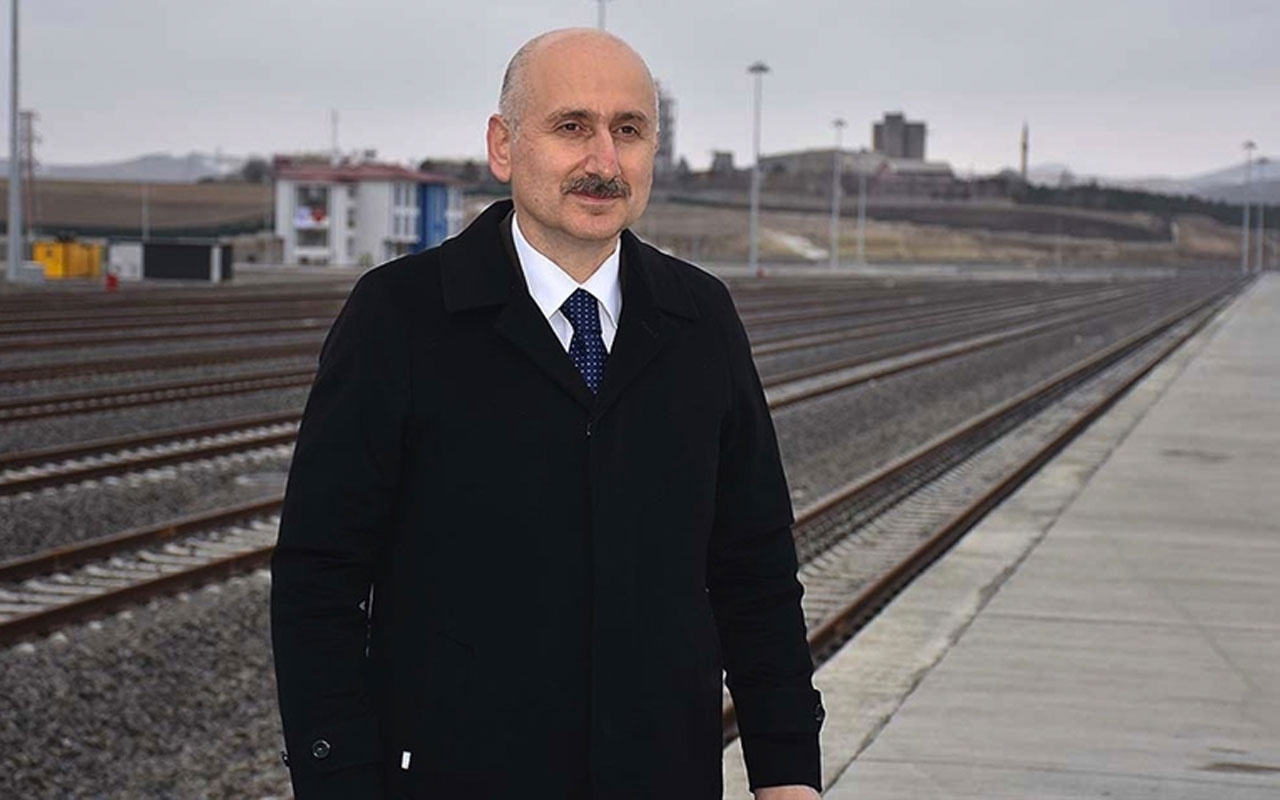 Çin treni geri döndü iddiasıyla ilgili Bakan Adil Karaismailoğlu'ndan açıklama
