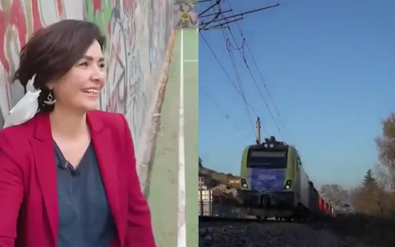 TCDD'den Çin'e giden ihracat treni hakkında açıklama
