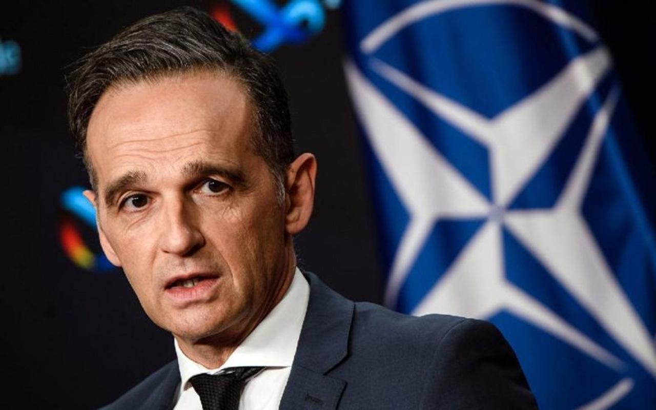 """Almanya Dışişleri Bakanı Maas'tan Türkiye'ye yaptırım sinyali! """"Çok çalıştık ama olmadı"""""""