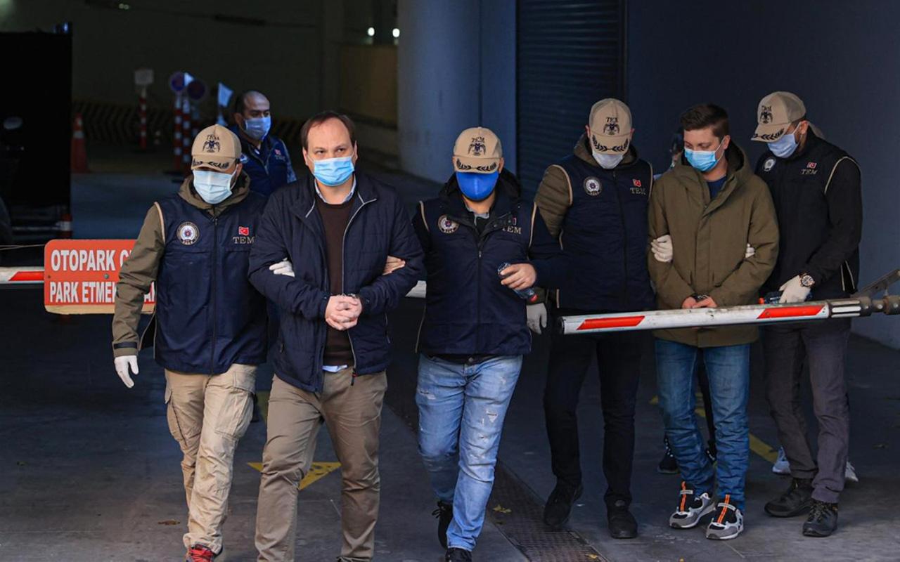 İstanbul'da casusluk suçlamasıyla gözaltında olan Rus gazeteciler serbest