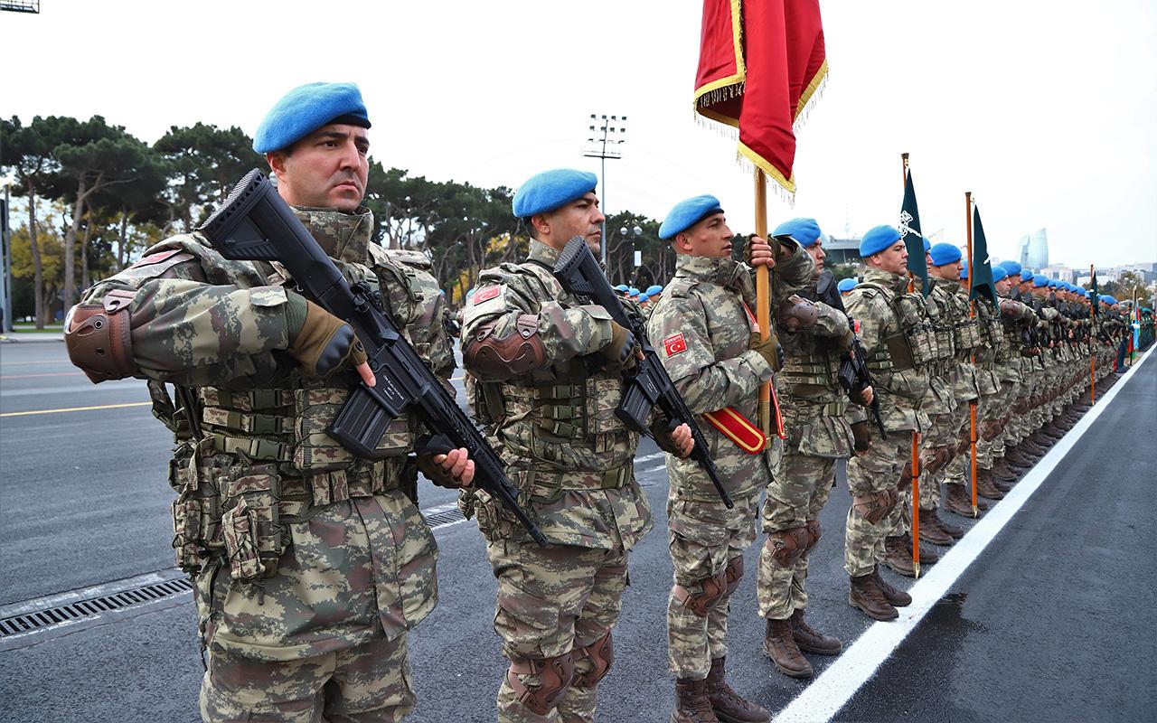 Mehmetçik, Azerbaycan'daki askeri geçit törenine katılacak