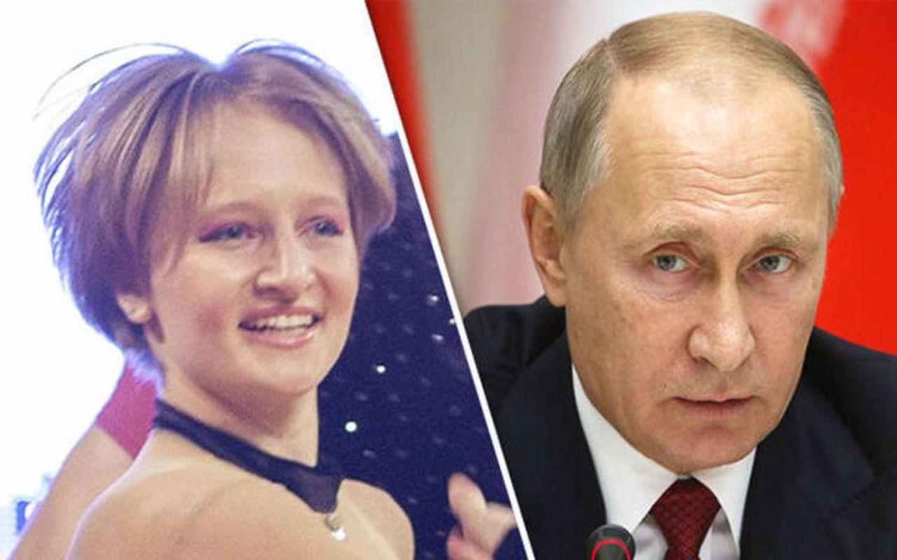 Rusya Devlet Başkanı Putin'in kızının düğün fotoğrafları basına sızdı
