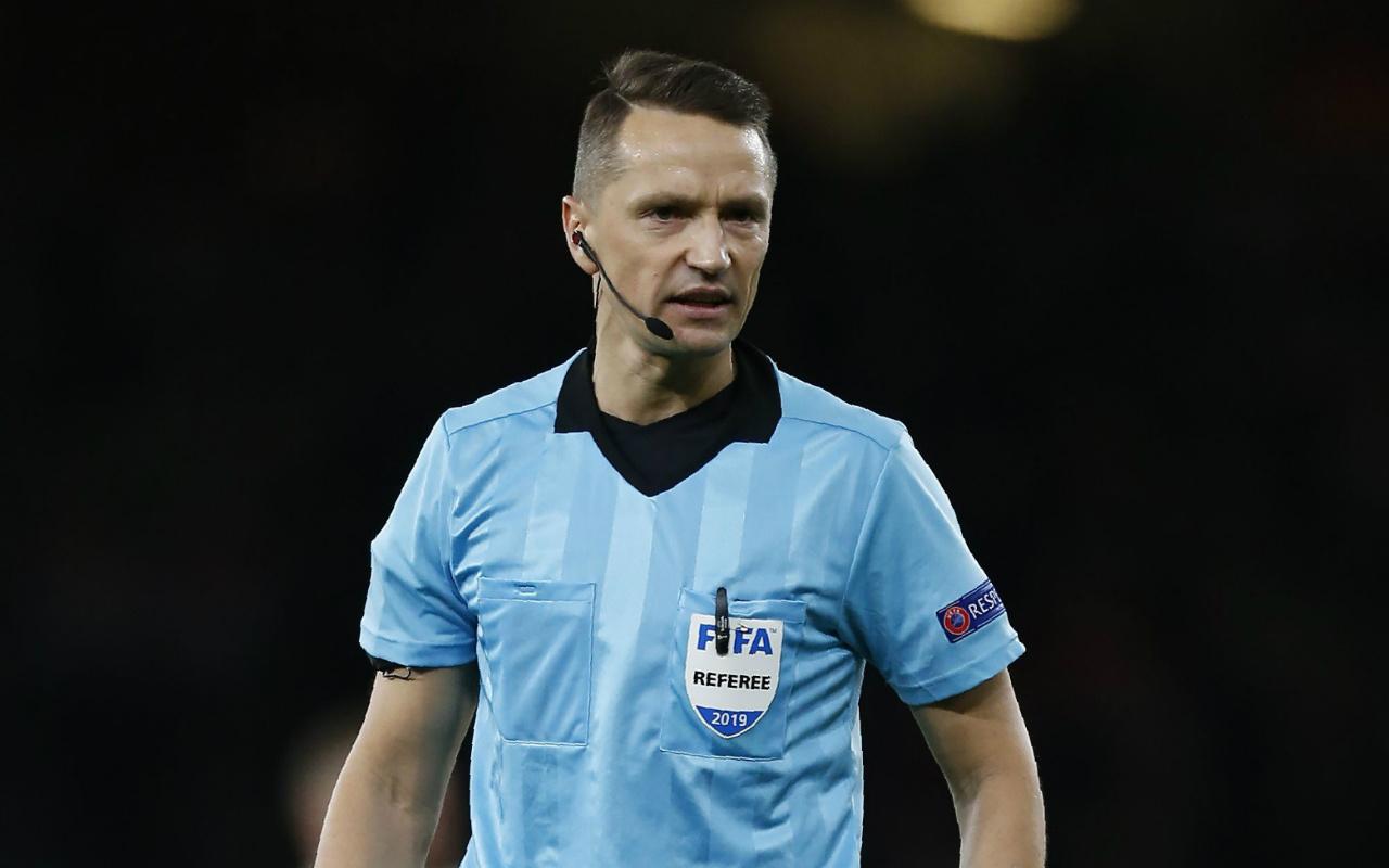Maccabi - Sivasspor maçını Andris Treimanis yönetecek