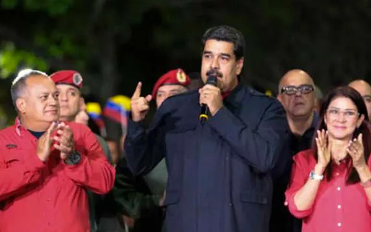 İngiltere: Venezuela'daki genel seçim sonuçlarını tanımıyoruz