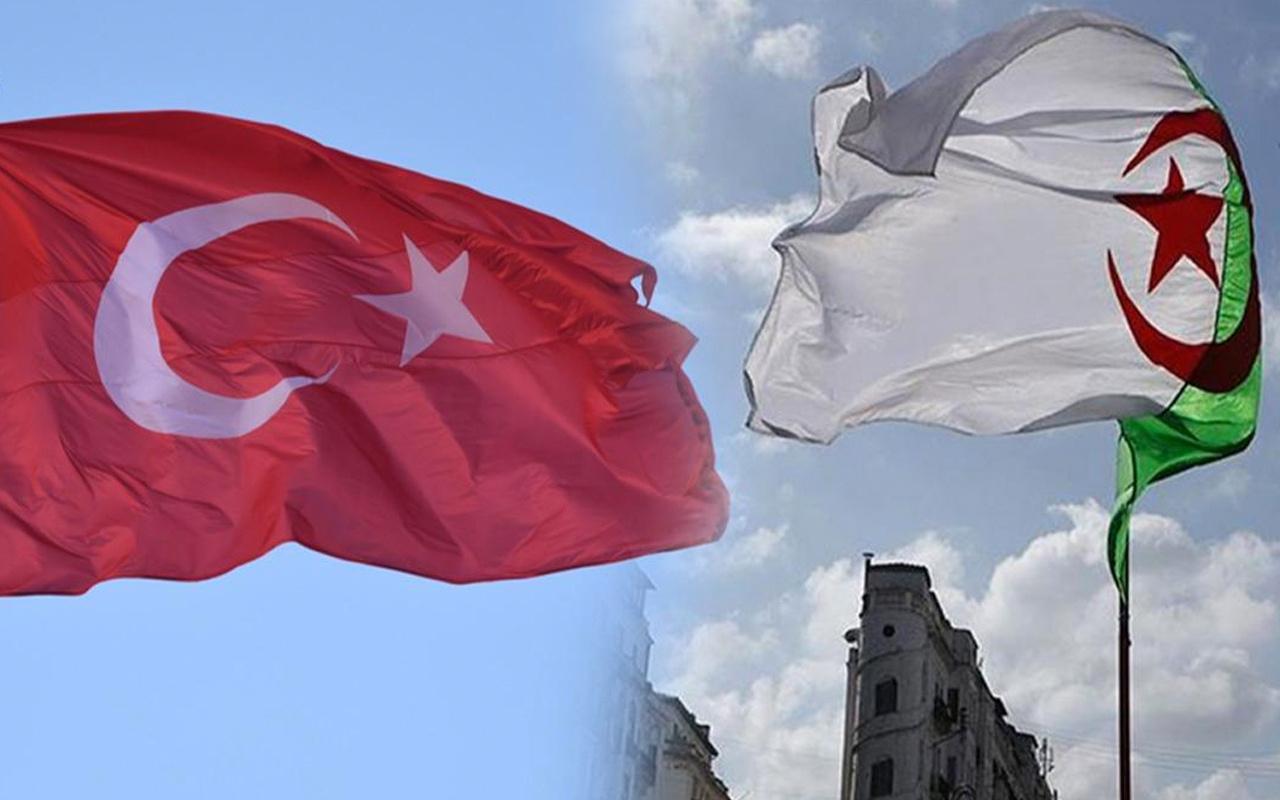 Cezayir, Türkiye'ye 'ortak firmalar kurmayı' teklif etti