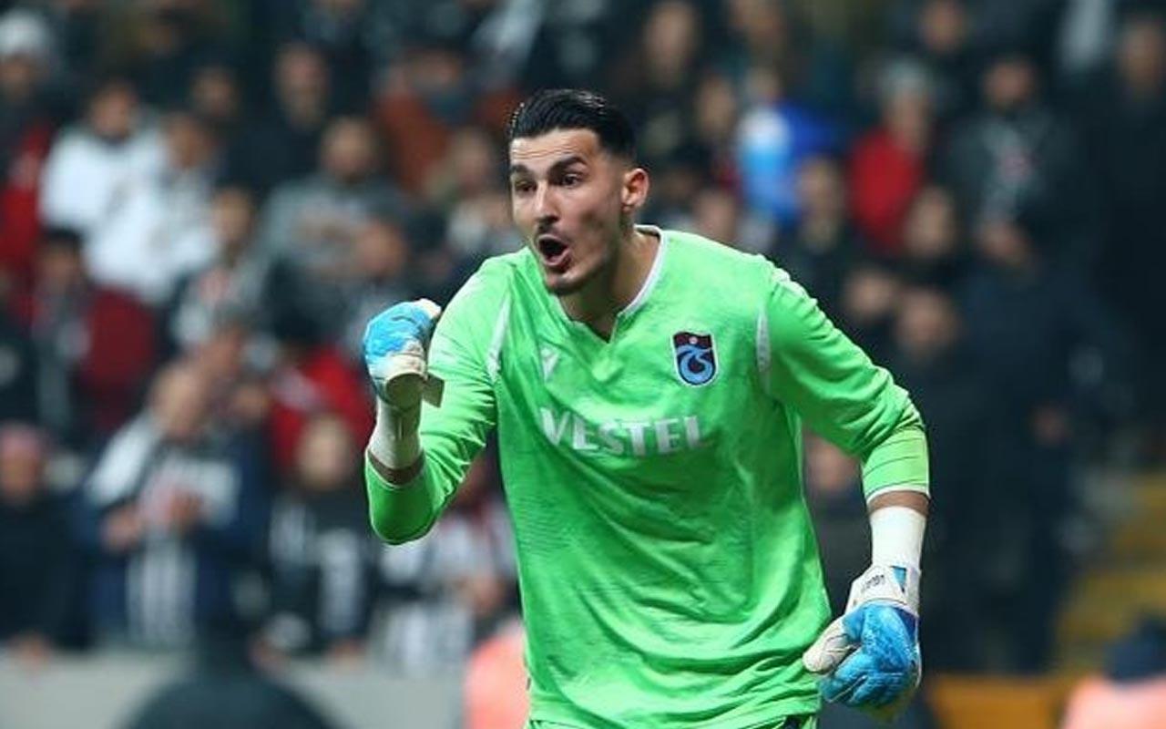 Trabzonspor'un beraberliğinde Fransızlardan 'Uğurcan Çakır' radarı