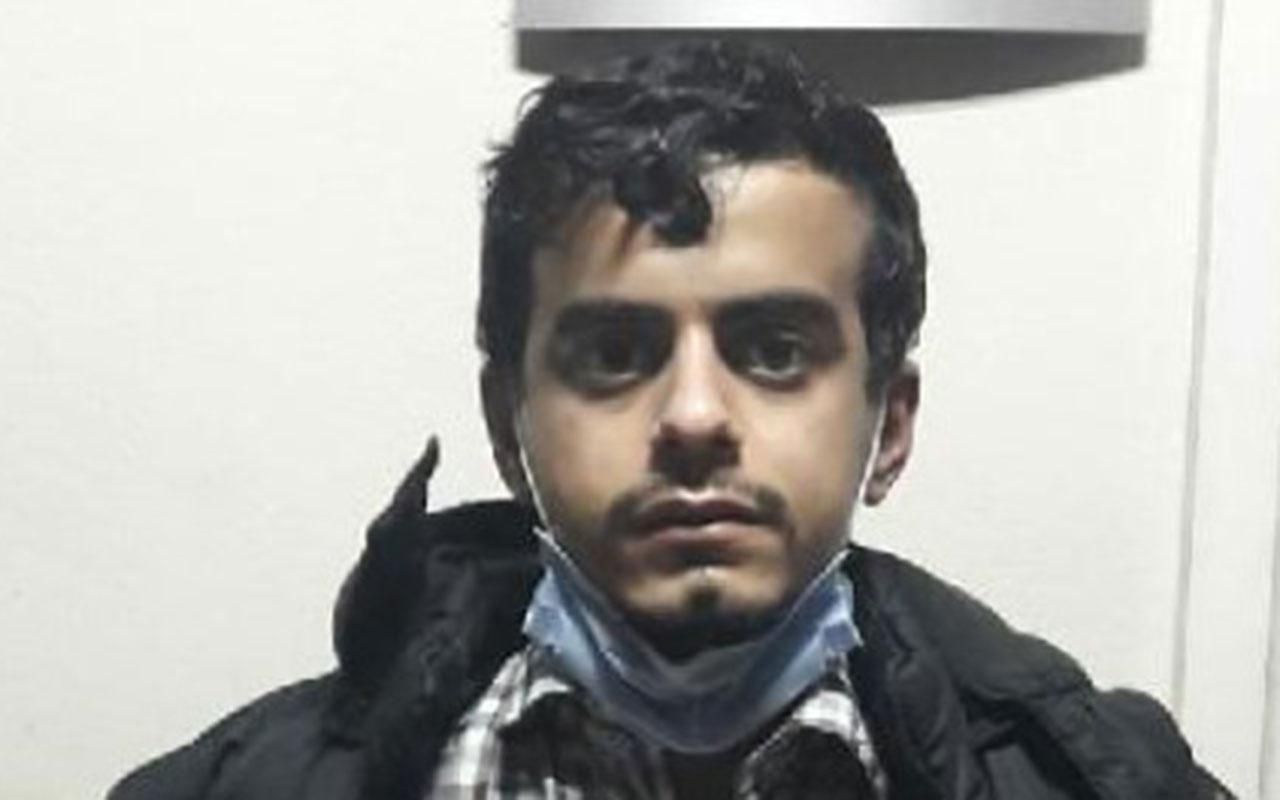 23 yaşında 47 suçtan aranıyordu Ankara'da yakalandı