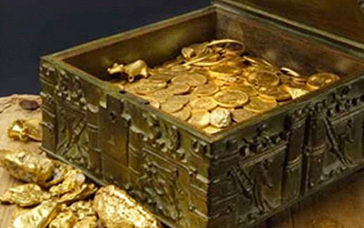 10 yıl aradı milyon dolarlık hazine sandığını buldu kimliği ortaya çıktı