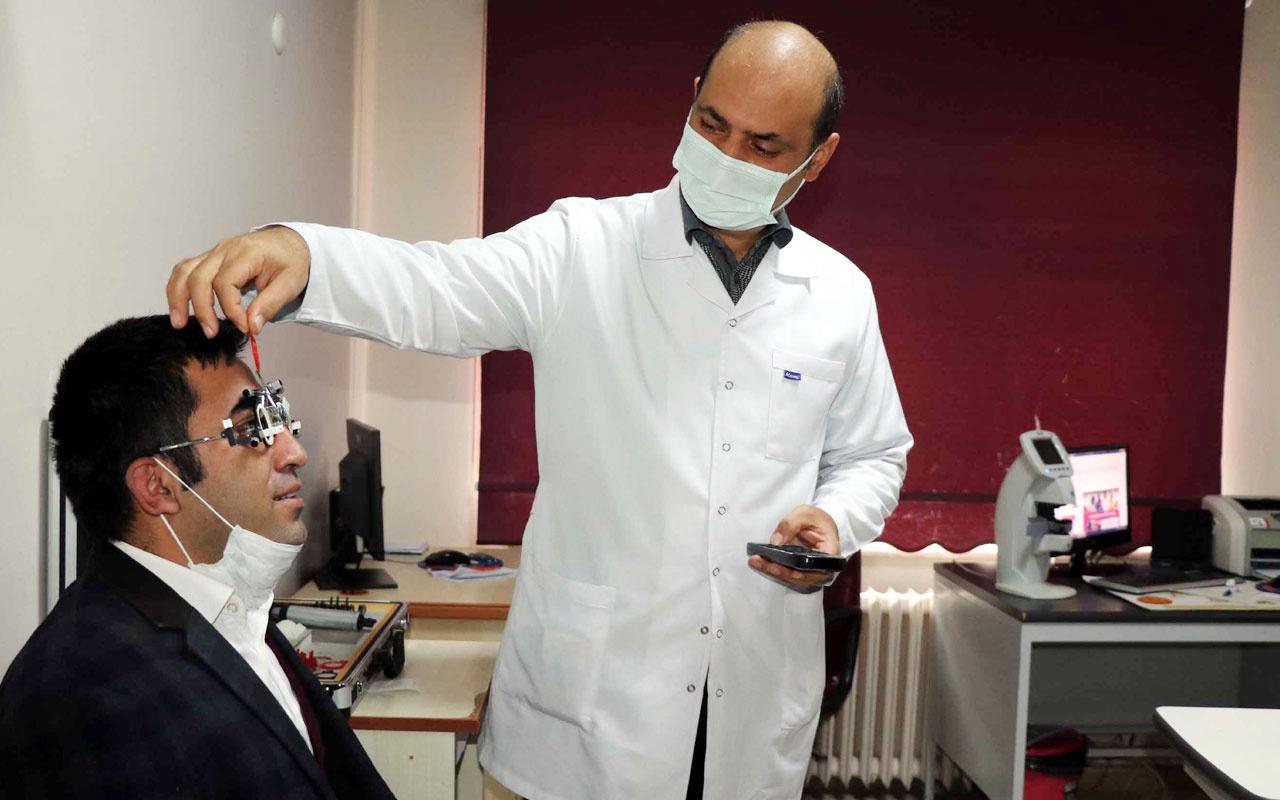 Koronavirüsü yenen doktor 10 kilo verdi