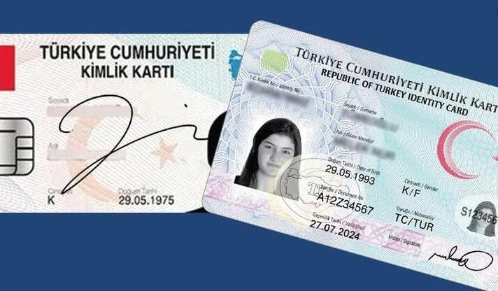 Yeni kimlik kartı alacaklar dikkat! İşte bilinmesi gereken tüm detaylar