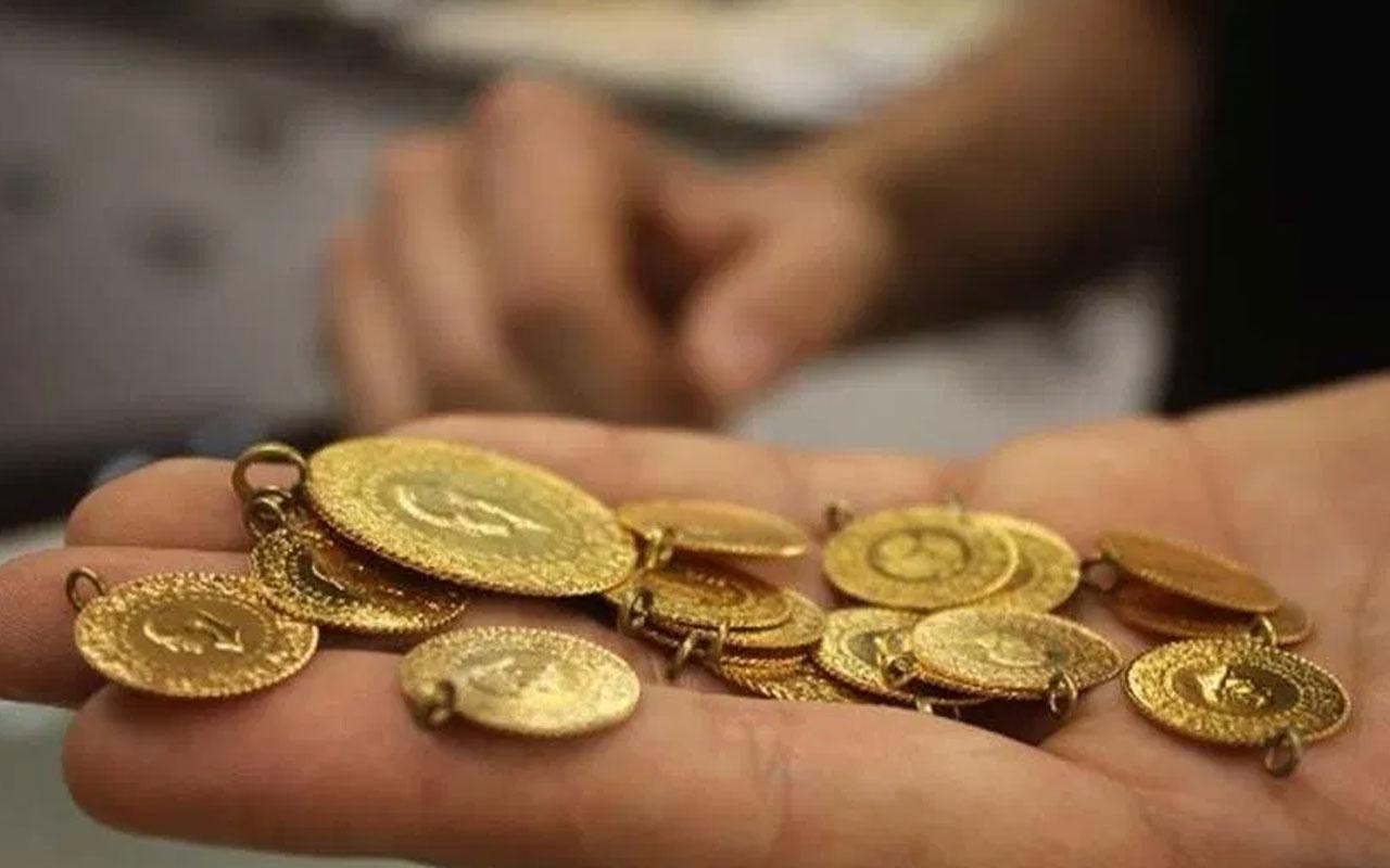 Altın güne düşüşle başladı! Gram altın 467 lira seviyelerinde