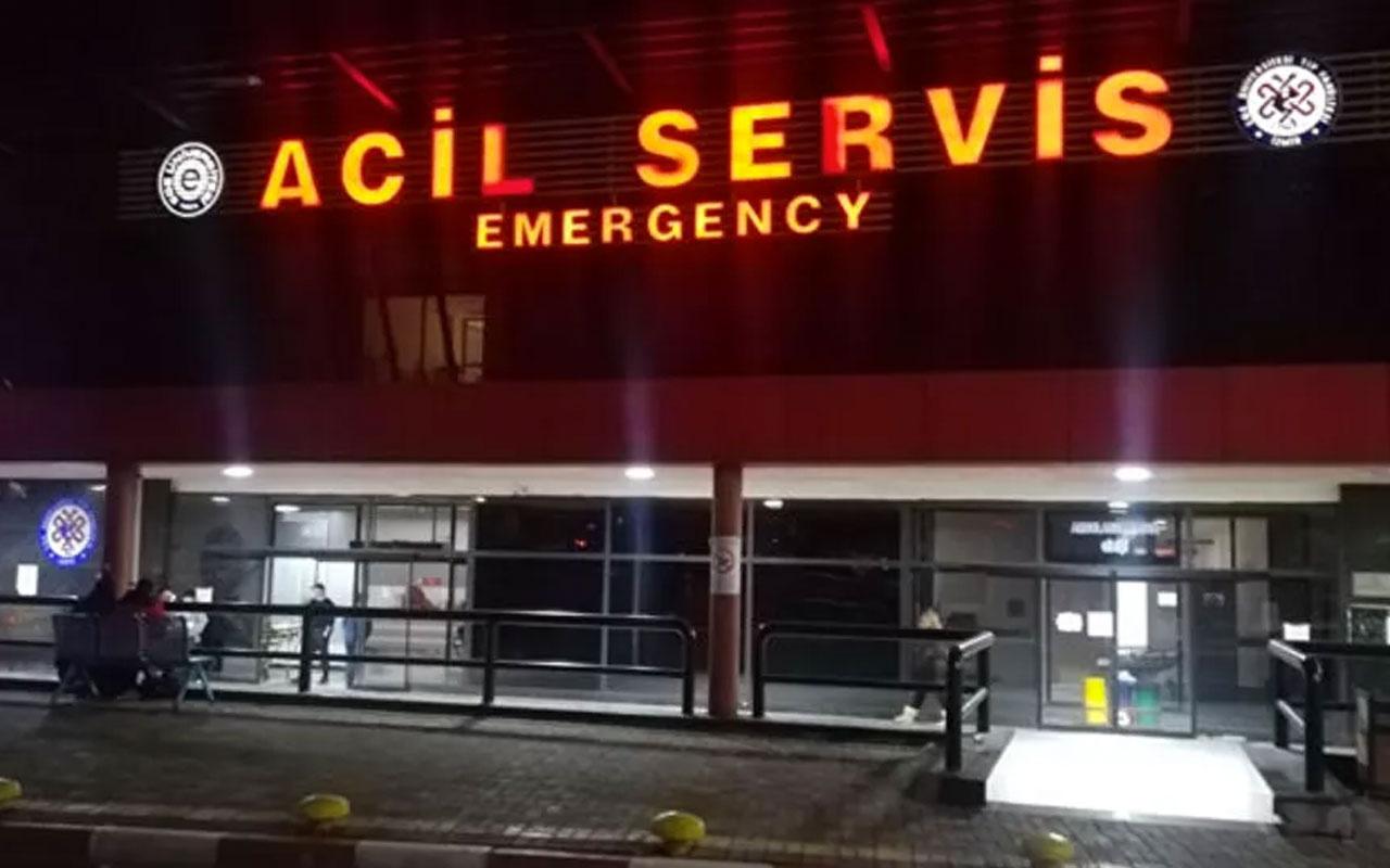 İzmir'de şüpheli ölüm! Soruşturma başlatıldı