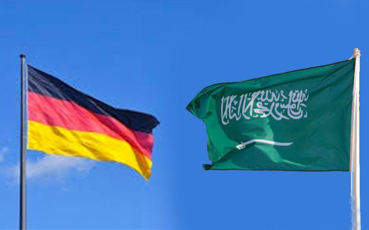 Almanya Suudi Arabistan'a silah yasağını 2021 sonuna uzattı
