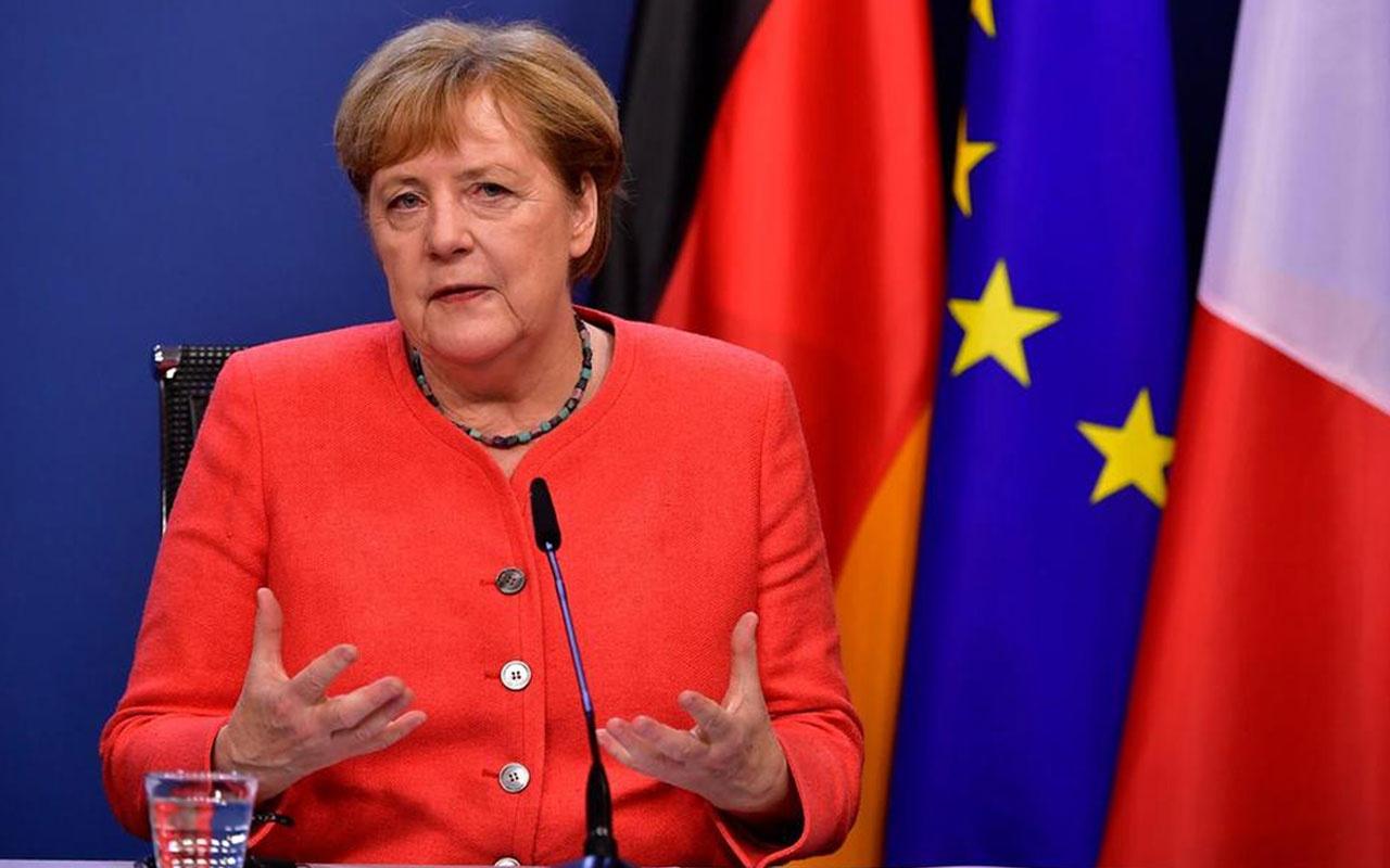 Angela Merkel: Belirli konuları şekillendirmek istiyorsak Türkiye ile bağımlıyız
