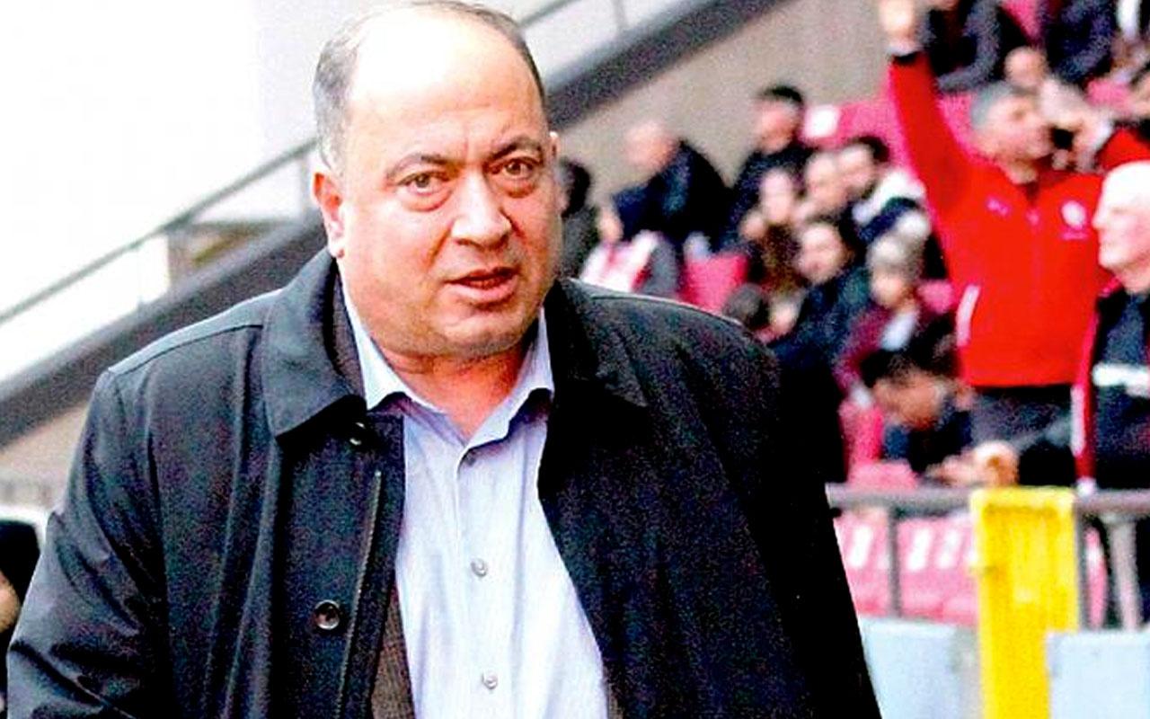 Samsunspor'un acı kaybı! Korona nedeniyle vefat etti