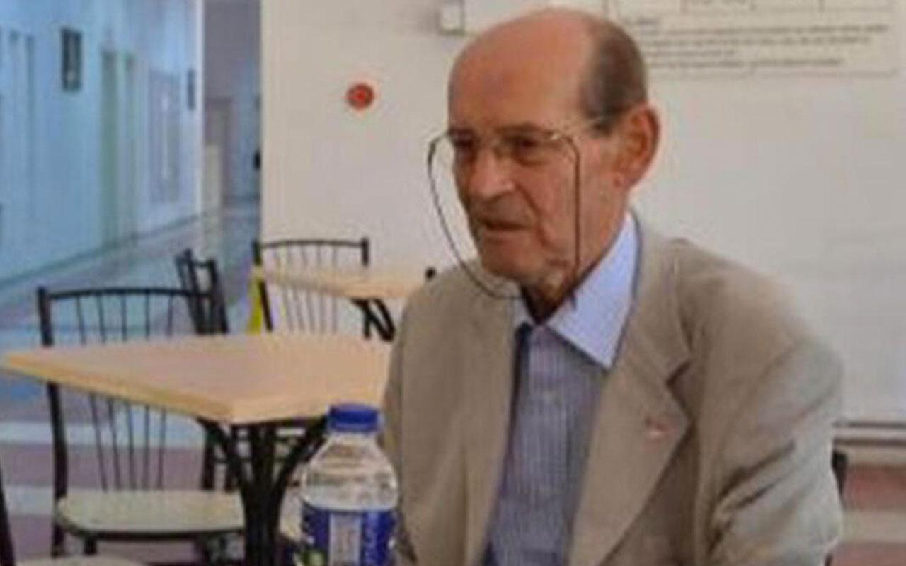 FIFA kokartlı eski hakem İhsan Türe hayatını kaybetti