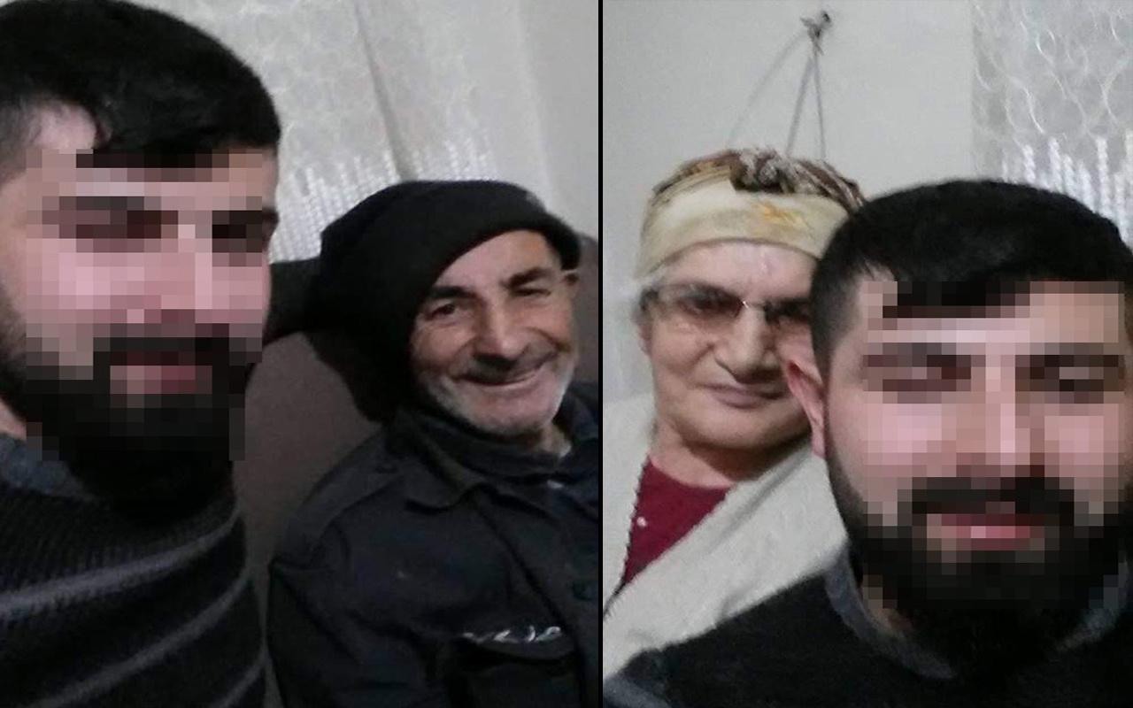 Kayseri'de işten dönen genç eve girince şok oldu! Gözyaşlarına boğuldu