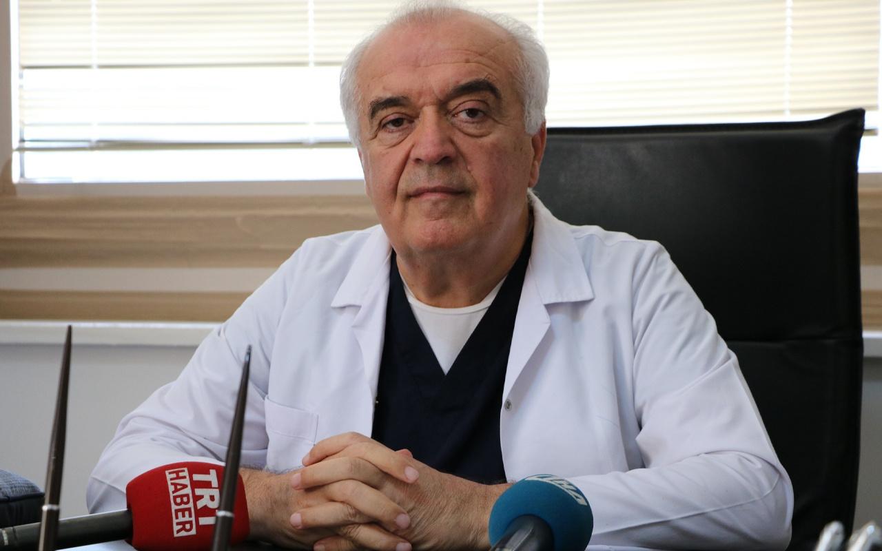 Muğla'dan acı haber geldi! Prof. Dr. Faik Mümtaz Koyuncu koronavirüse yenik düştü