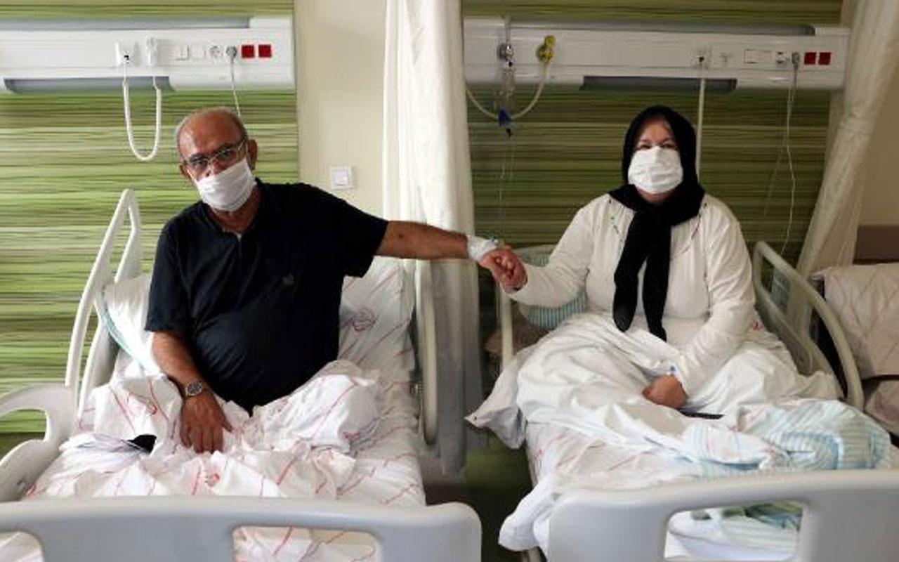 Kayseri'de taziye ziyaretinde koronavirüse yakalanan hasta: Çok pişmanım