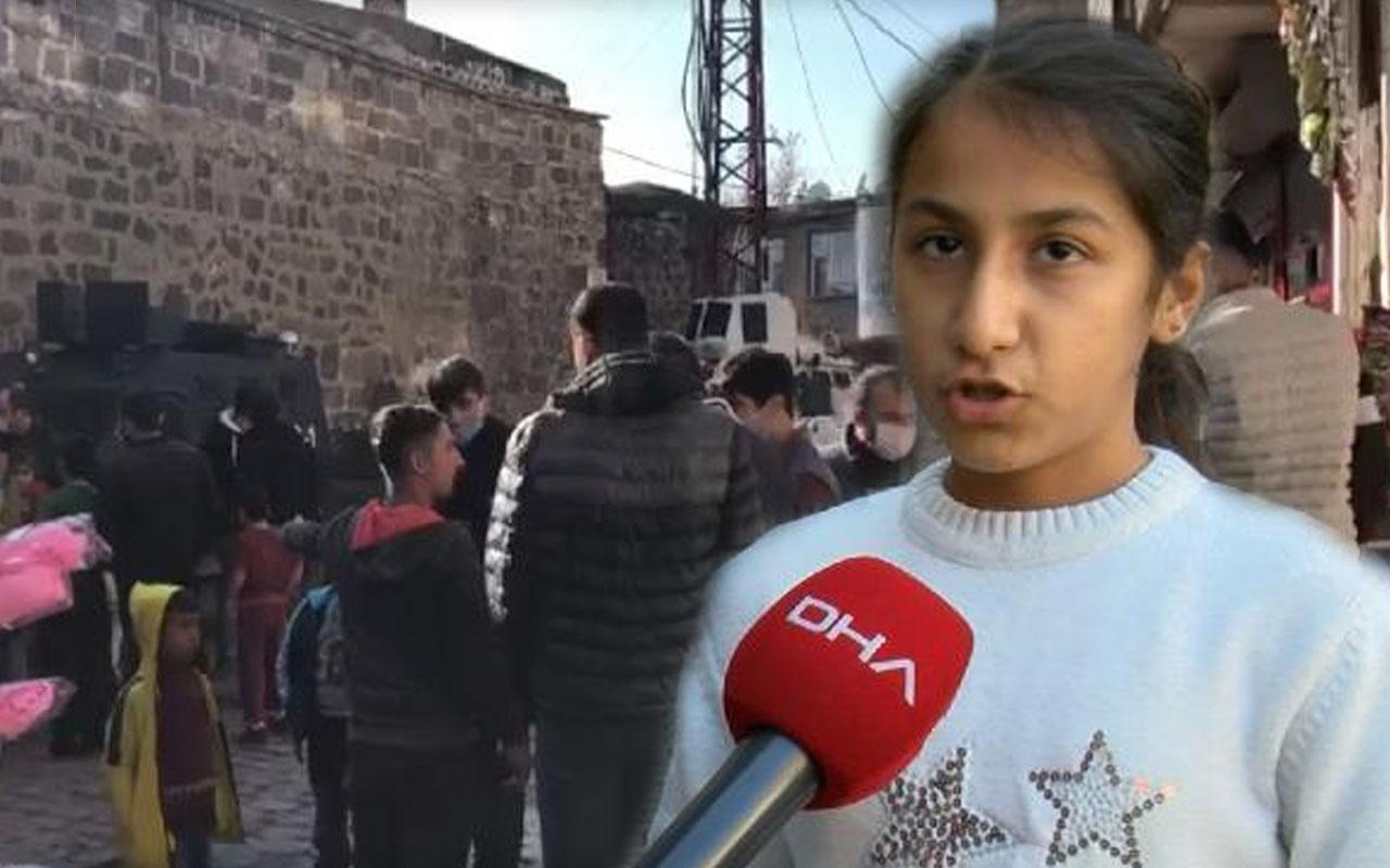 Diyarbakır'da kız çocuğu kaçırma girişimi! Küpesini gözlerine kestirdiler