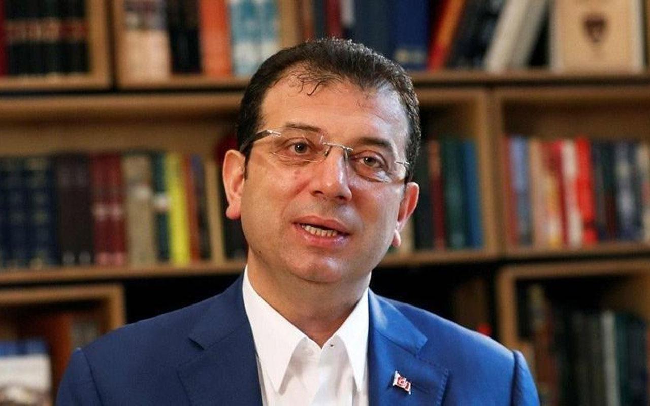 Ekrem İmamoğlu'ndan Gezi Parkı açıklaması: Mülkiyet davası açıyoruz