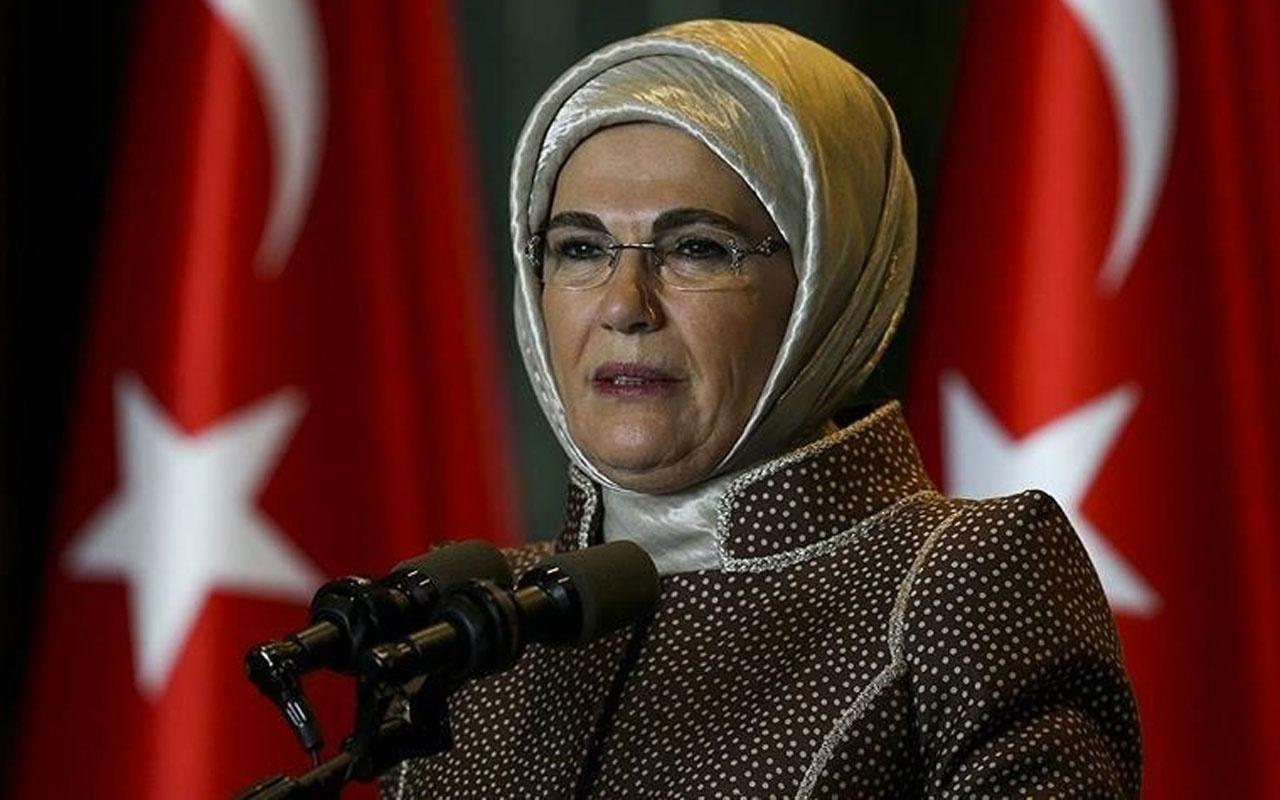 Emine Erdoğan'dan 'İnsan Hakları Günü' paylaşımı