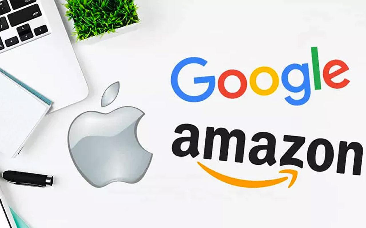 Fransa'dan Google ve Amazon'a toplam 135 milyon euro ceza verdi