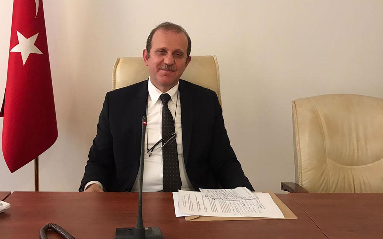 KTÜ Rektörü Prof. Dr. Hamdullah Çuvalcı koronavirüse yakalandı