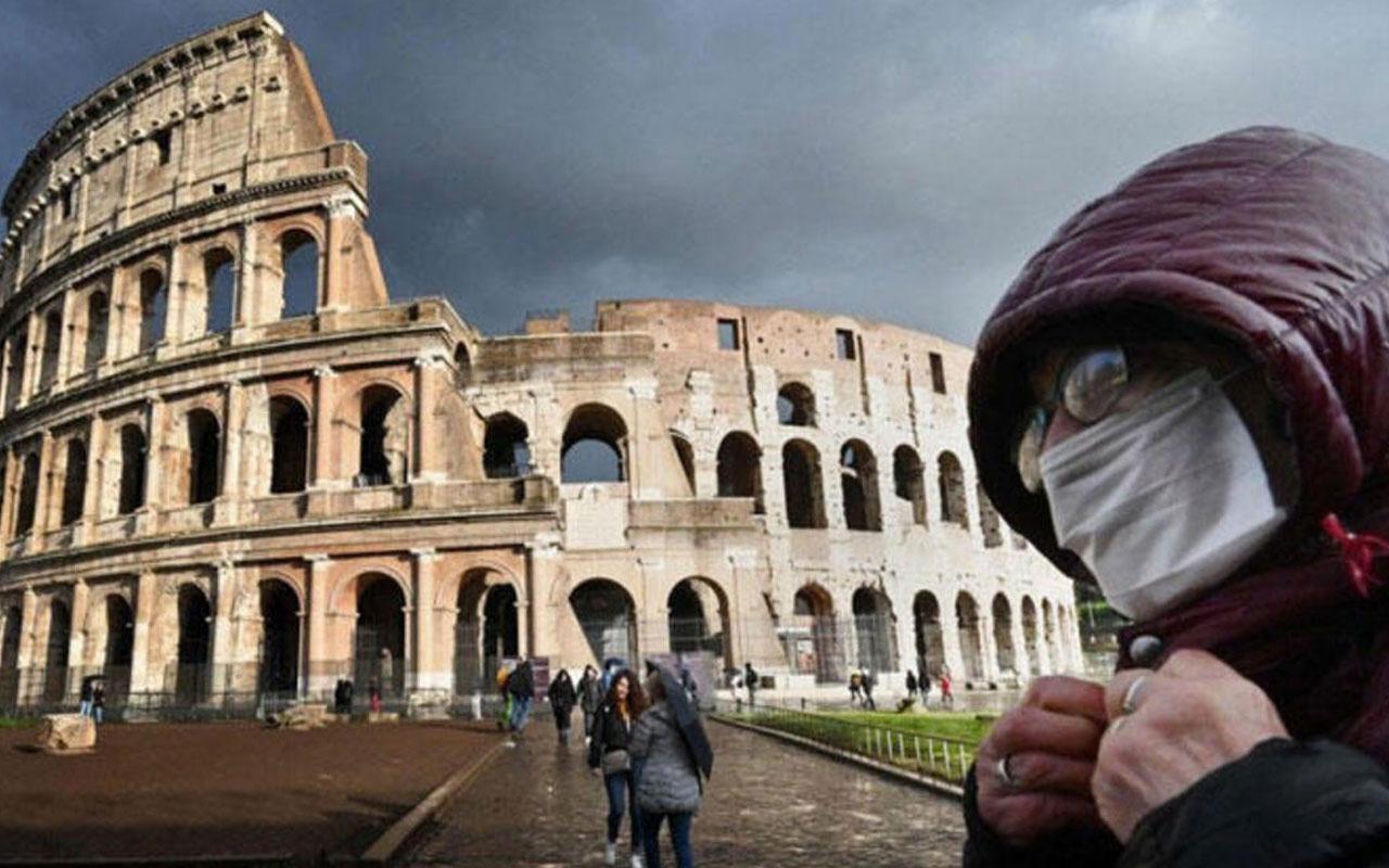 İtalya'da 887 kişi daha koronaya yenik düştü