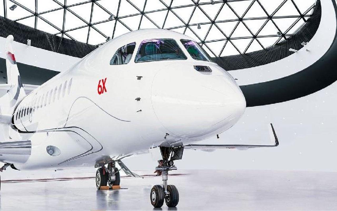 İstanbul'dan direkt New York'a uçabiliyor! Yeni jet 6X için ilk siparişi Mehmet Cengiz verdi