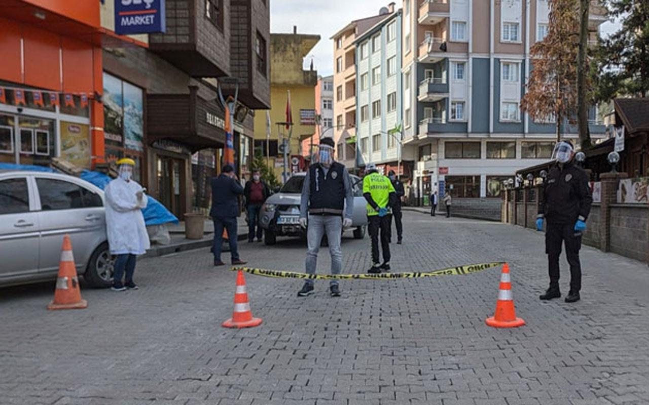 Koronavirüs tedbiri! Kastamonu'da 38 derece ateşe karantina kararı