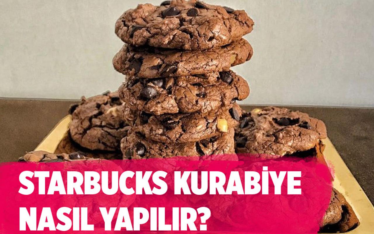 Evde starbucks kurabiye nasıl yapılır?
