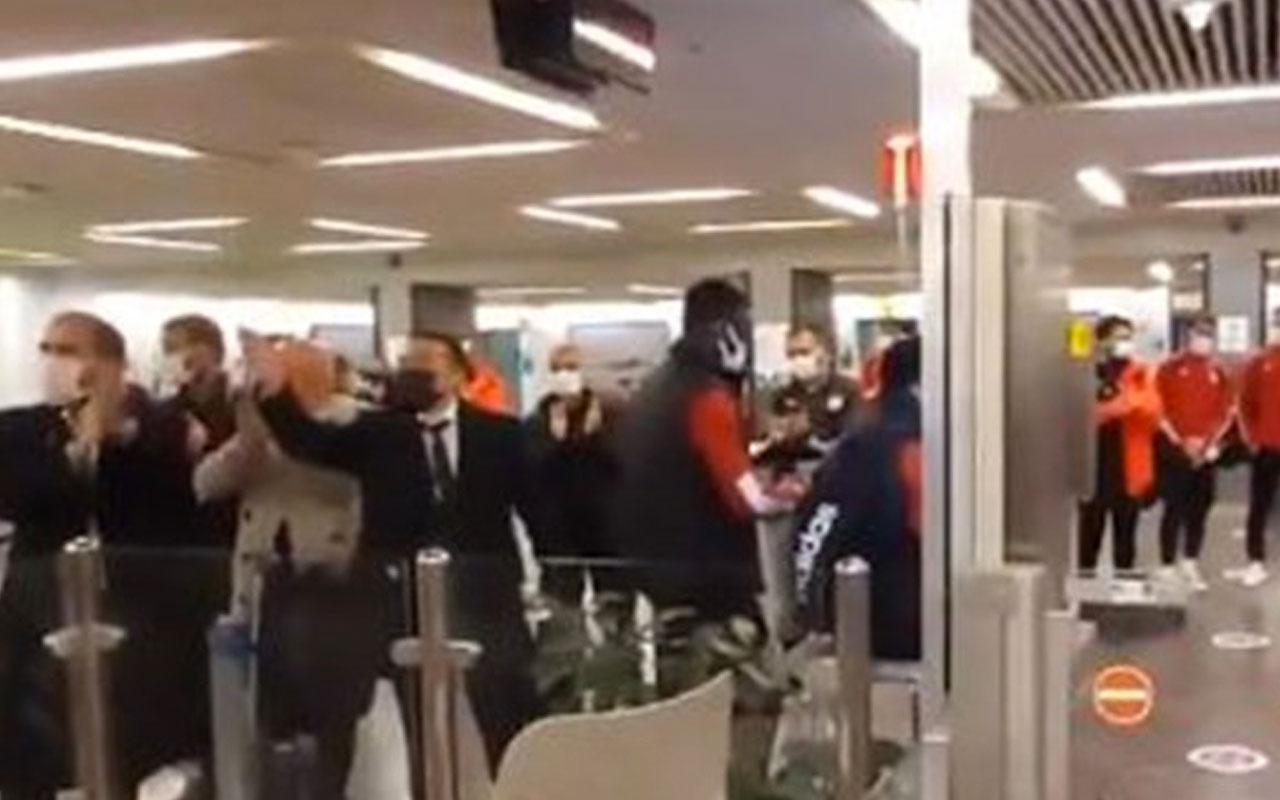 Sivasspor kafilesine İsrail'de uçuş işkencesi! Büyükelçilik devreye girdi