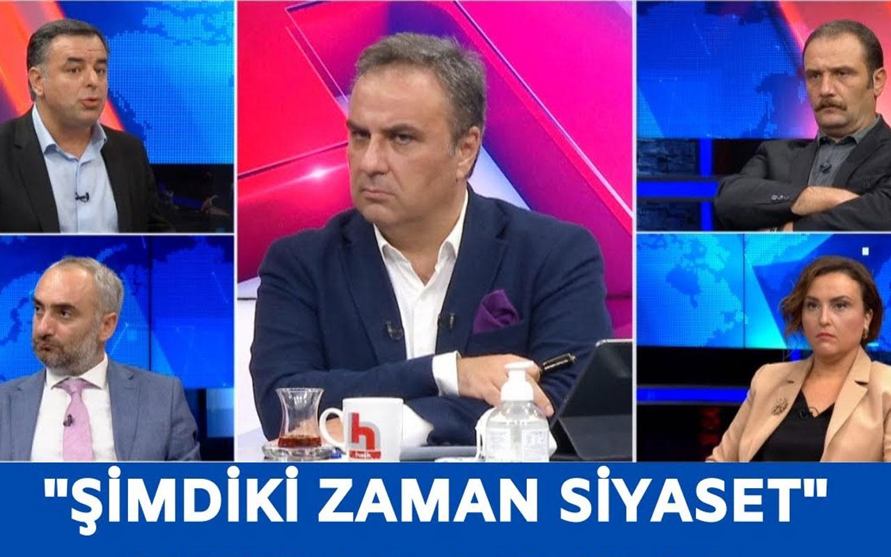Barış Yarkadaş CHP'deki tecavüzleri açıkladı! Halk TV 'Şimdiki Zaman Siyaset'i bitirdi