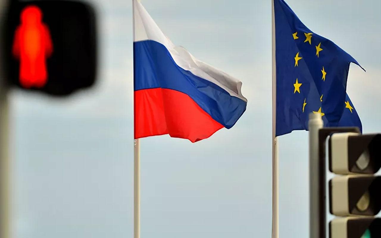 AB liderleri Rusya'ya yönelik yaptırımların uzatılması kararı verdi