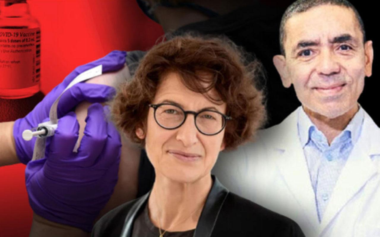 Pfizer-BioNTech Covid-19 aşısına onay! Türk bilim insanları geliştirmişti