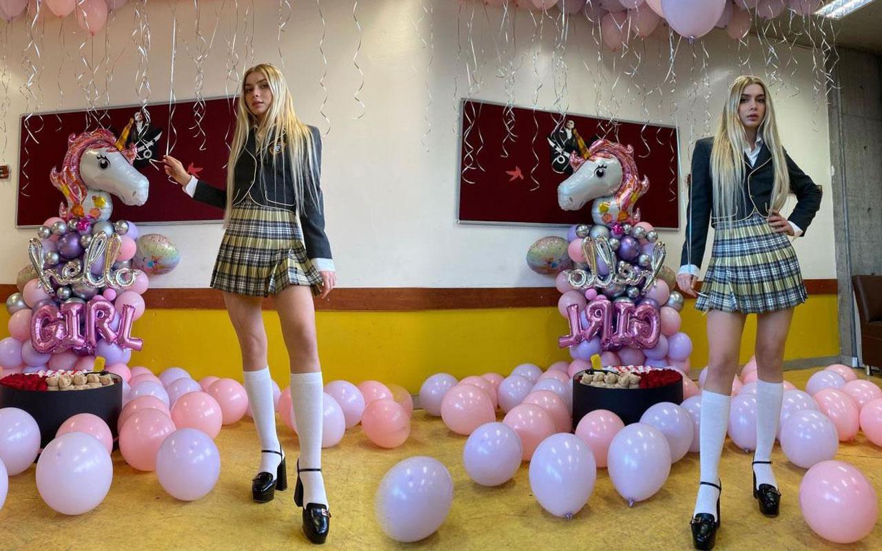 Aleyna Tilki'nin mini etekli dizi kostümü sosyal medyayı ikiye böldü