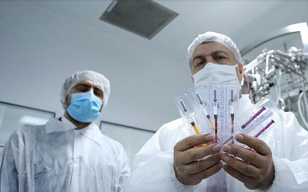 Türkiye'nin koronavirüs aşı planı belli oldu! Günde 450 bin aşı vurulacak... Kritik tarih 25 Aralık