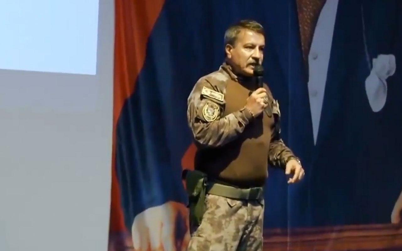 Trabzon Emniyet Müdürünün 'FETÖ' tepkisi, sosyal medyada gündem oldu