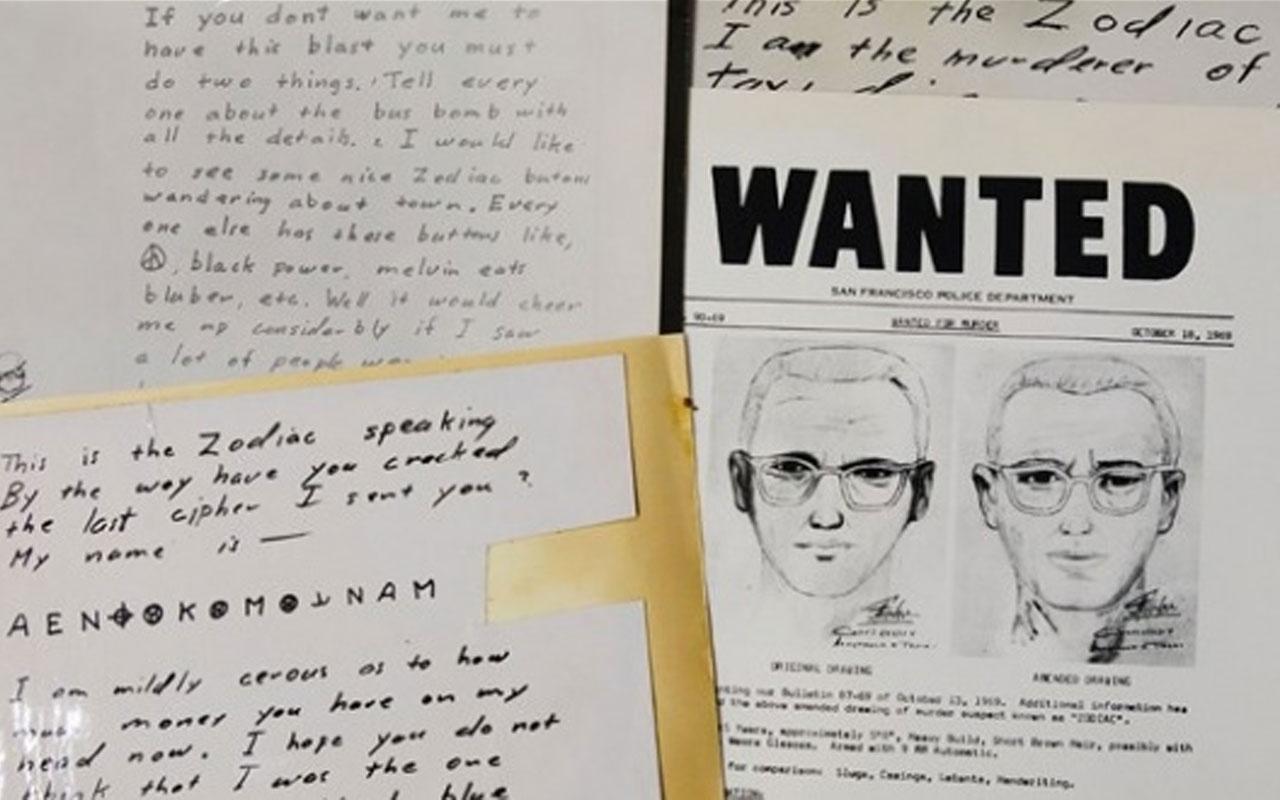Seri katil 'Zodyak'ın şifreli yazıları 51 yıl sonra çözüldü