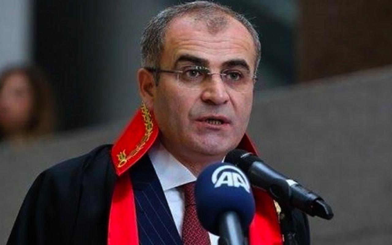 Anayasa Mahkemesi üyeliğine aday olan İrfan Fidan eşini dövdü mü? Fidan'da açıklama geldi