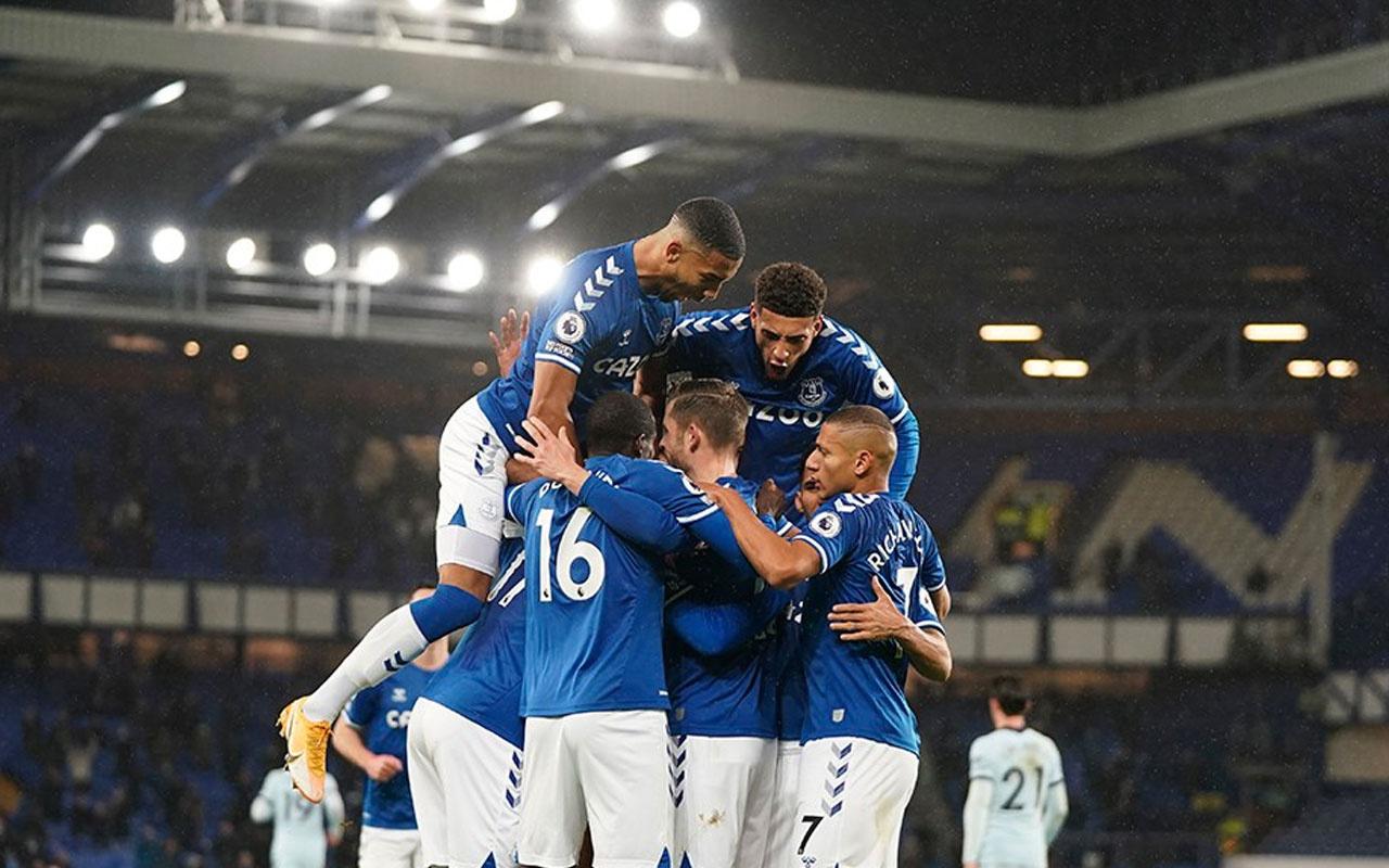 Everton, Chelsea'yi tek golle devirdi