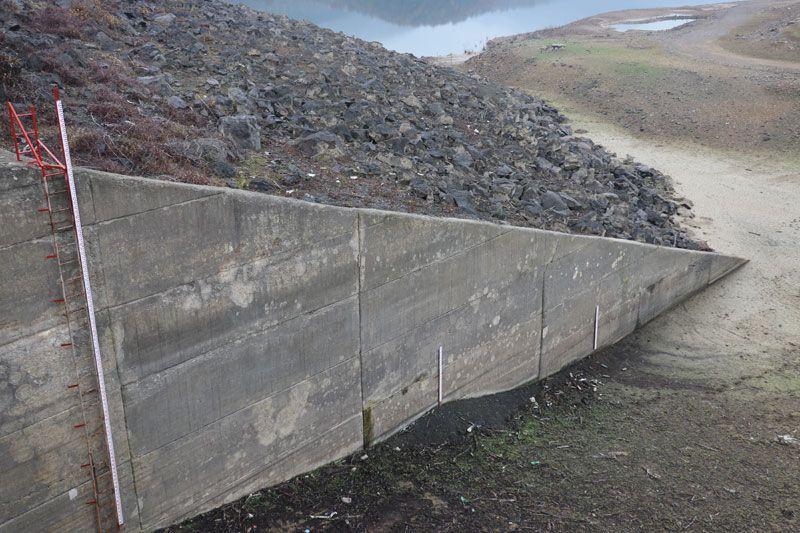 Yalova'da Gökçe Barajı'nda 40 günlük su kaldı 'acil durum' yönetimine geçildi