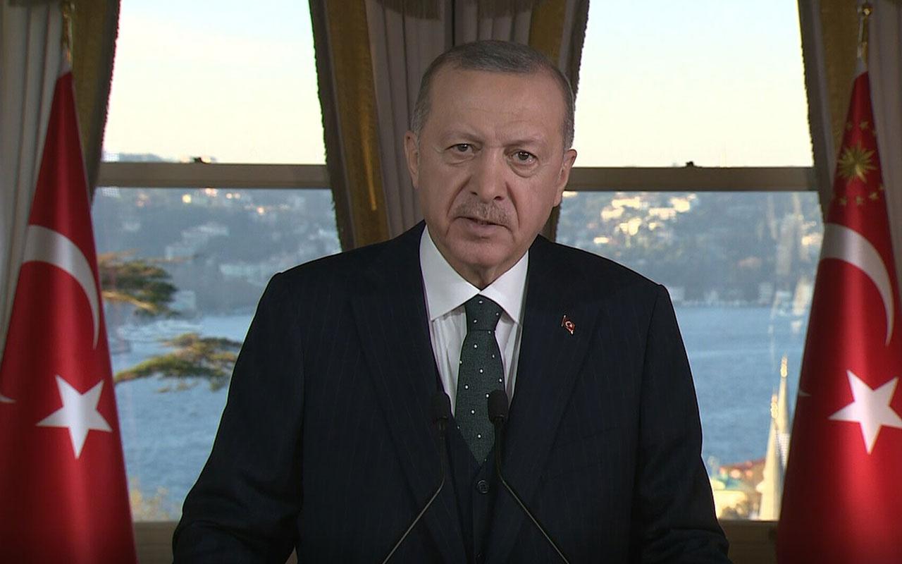 Cumhurbaşkanı Erdoğan'dan OECD'ye işbirliği çağrısı