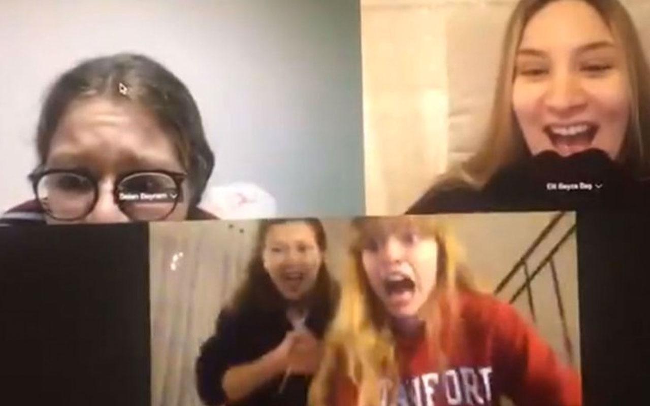 Stanford'a kabul edilen Zeynep Naz'ın heyecanı sosyal medyadayı salladı